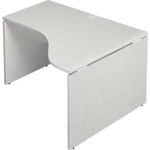 Garage 木製パソコンデスク AFデスク L型 幅120cm 奥行き100cm AF-1210DH-R B015XL8ZU2