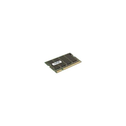 - CRUCIAL CT12864AC667 1GB 200-pin DDR2 667mhz SODIMM notebook memory module