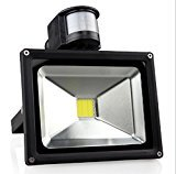 Amyove 20W Waterproof 16RGB Choice by Remote LED Flood Light with 3-Plug£¬American Standard£¬AC85-265V£¬Sliver