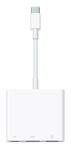 Apple USB-C Digital AV Multiport Adapter - Multi System Digital Video