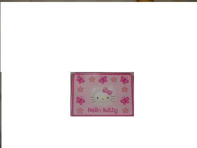 Sanrio Hello Kitty Keepsake Tin Lunch Box