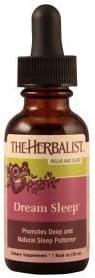The Herbalist, Dream Sleep, 1 Ounce