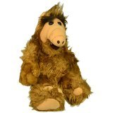 Alf, Alien Lifeform, PlushVintage Doll 16""
