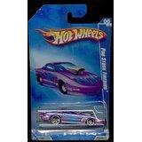 (Hot Wheels Racing 2009-072 /190 PRO Stock Firebird 06/10 1:64 Scale)