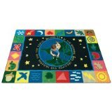 Joy-Carpets-Kid-Essentials-Inspirational-In-The-Beginning-Area-Rug-Multicolored-54-x-78