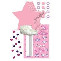 Creative Converting 091587 Princess Party Favors Wand Decorating Kit 24 Counts