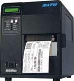 Sato WM8460031 Series M84PRO Industrial Thermal Printer, 609 dpi Resolution, 6 ips Print Speed, Serial Interface, DT/TT, 4.1