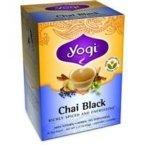 Yogi Noir Thé Chai (6x16 BAG)