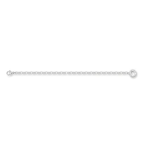 (Thomas Sabo Charm Anklet, Sterling Silver (9.4 in.))
