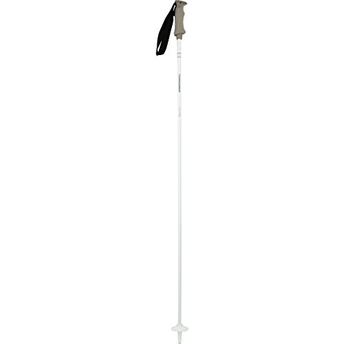 Komperdell Carbon - Komperdell Carbon Pure Ski Poles White, 120cm
