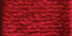 DMC 1008F-S601 Shiny Radiant Satin Floss, Dark Cranberry, 8.