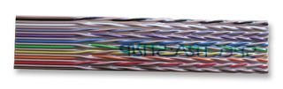Amphenol Spectra Strip - AMPHENOL SPECTRA-STRIP 132-2801-026 RIBBON CABLE, 26WAY, 30.5M