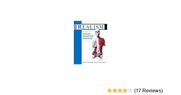 Realism A Study In Human Structural Anatomy Paperback 2008 By