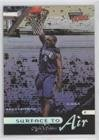 Chris Webber (Basketball Card) 1999-00 Upper Deck Ultimate Victory - Surface to Air #SA9