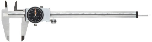 8 inch dial caliper - 7