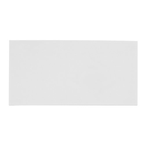 Uxcell a15041500ux0373 5 mm White Plastic Perspex Acrylic Plexiglass Sheet A4 Size 210 mm x 297 mm