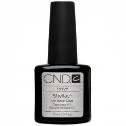 CND Shellac New Size 0.42 fl oz Base coat 12.5ml
