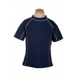 Rash Vest   UV Shirt   Sonnenschutz   Schwimm Shirt fuer Herren   Blueberry    small 75d495798f