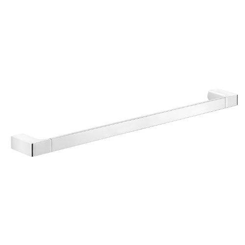 Gedy PI21-60-13 Pirenei Polished Towel Bar, Chrome, 24''