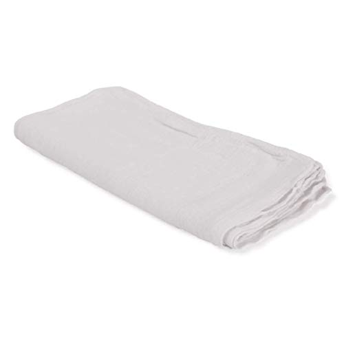 New White Shop Towels Heavy Rags 14X15'' Commercial Cleaning A Grade Rags GA 100 PCS by E_GGW (Image #2)