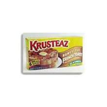 Ralcorp Krusteaz Regular Cut French Toast, 1.5 Ounce -- 144 per case. ()
