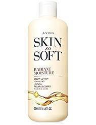 - Skin So Soft Radiant Moisture Body Lotion