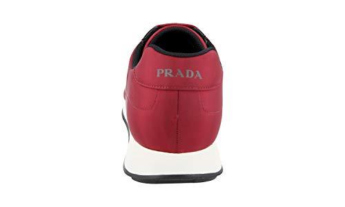Prada Men's 4E3355 Nylon Sneaker