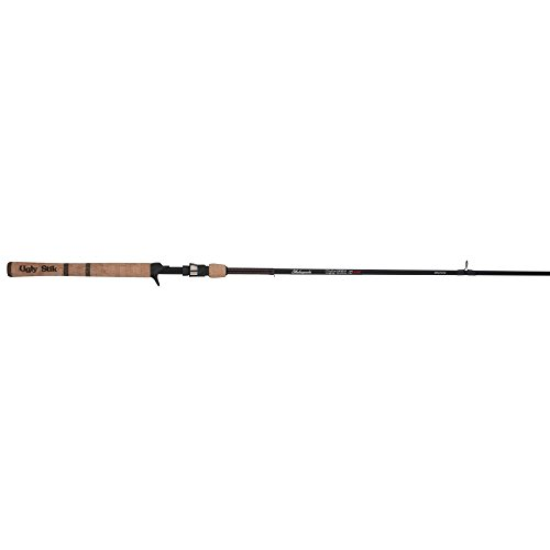 Shakespeare Ugly Stik Elite Salmon/Steelhead Casting Rod, 9'/(Extra Heavy) ()