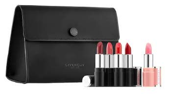 - GIVENCHY Le Rouge My Mini Lips Collection Set 5 X 0.04 Oz/ 1.13 G