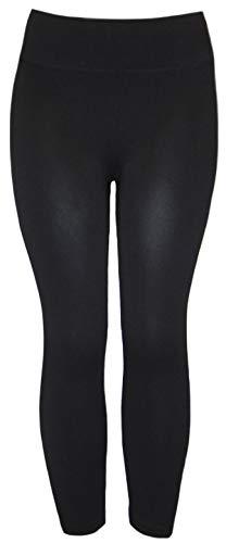 Love Charm Junior Full Length Basic Leggings-2 Pack-Love Charm Seamless Leggings