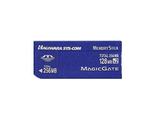 Hagiwara Sys-Com HNT-MSS128H 128x2MB Memory Stick Magic G...