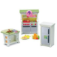 Fisher-Price Loving Family Dollhouse Kitchen by Fisher-Price