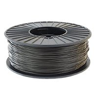 Inland 1.75mm Silver ABS 3D Printer Filament - 1kg Spool (2.2 lbs)