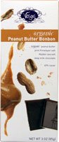 Vosges Haut-Chocolat Deep Milk Chocolate Bar Peanut Butter Bon Bon -- 3 oz