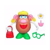 Playskool Mrs. Potato Head Toy BROWN