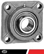 High Quality SUCSF208-40MM Stainless Steel 4 Bolt Flange Bearing