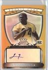 Lawrence Timmons #827/1,800 (Football Card) 2007 Bowman Sterling - Box Loader [Base] - Rookie Variations Gold Refractor #BSGA-LT