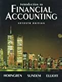 Introduction to Financial Accounting 9780130323712
