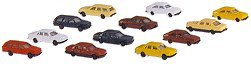 Marklin My World Automobile Set (12-Piece) (Marklin Parts)