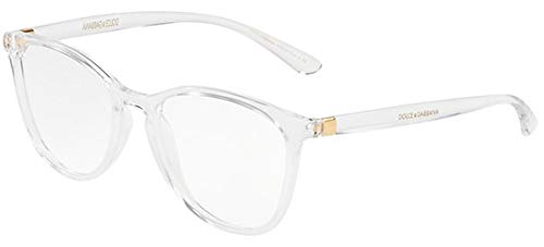 Dolce&Gabbana DG5034 Eyeglass Frames 3133-53 - Crystal DG5034-3133-53