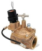 Rainbird 200EFB-CP 2'' Brass Electric Sprinkler Valve