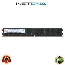 371-3031 2GB Sun Microsystems 240p PC2-5300 CL5 VLP Registered ECC DDR2-667 DIMM 100% Compatible memory by NETCNA USA