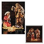 36'' Matteo Holy Family Nativity Resin 36'' H, Set of 3