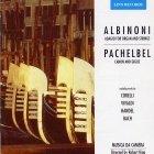 Bach Sinfonia To Cantata No.42. Corelli 'Christmas' Concerto Op.6 No.8. Pachelbel Canon & Gigue