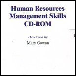 HRM Skills CD-ROM Standalone for Human Resource Management, Mondy, R. Wayne, 0136077005