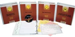 MARCOM HAZWOPER Supplemental Training DVD Package by Marcom