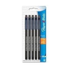 Paper Mate 3163558PP Black Paper Mate Eraser Mate 2 5 Count