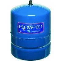 WaterWorker HT-4B In-Line Pressure Well Tank, 4-Gallon Capacity, Blue