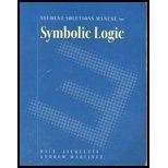 Symbolic Logic 9780534537319