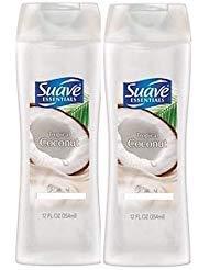 Shampoo Suave Coconut (Suave Essentials Tropical Coconut Shampoo and Conditioner 12 Oz. - Set of 2)